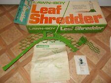 """Lawn-boy Mower Leaf Shedder Attachment Kit For 19"""" Mowers 681683 Lawnboy"""