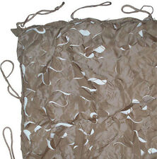 Hunting CAMO NET Netting Blind Concealment Disguise Cover Camouflage 10x20' Tan