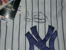 CECIL FIELDER AUTOGRAPHED JERSEY (YANKEES) W/ PROOF!