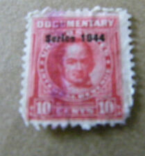 U.S. INTERNAL REVENUE DOCUMENTARY STAMP SERIES OF 1944 10 CENTS