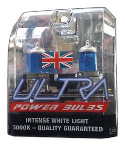 Ultra H13  12v 55/60w 5000K Xenon Power Bulbs