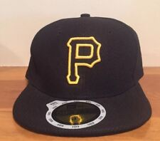 Pittsburgh Pirates New Era 59FIFTY Youth Fitted Hat Cap MLB Size 6 1/2