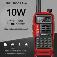 Radio Transceiver Uv-S9 Plus Powerful Cb 8W/10W 10km Long Range Transceiver