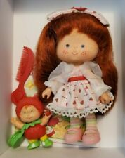 Strawberry Shortcake Berrykin Doll with Critter