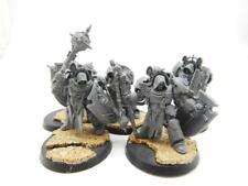 (3085) Deathwing Knights Squad Dark Angels Space Marines Adeptus Astartes 40k 30