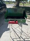 Vintage Coleman 426D 3 Burner Camp Stove Hunting Camping Fishing With OEM Stand