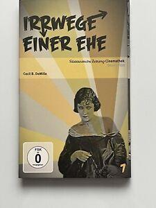 IRRWEGE EINER EHE von Cecil B. De Mille Original deutsche DVD