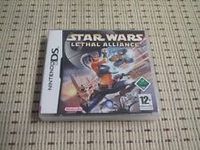 Star wars lethal alliance pour Nintendo DS, DS Lite, DSi xl, 3ds