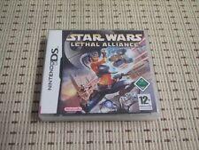 Star Wars Lethal Alliance für Nintendo DS, DS Lite, DSi XL, 3DS