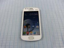 Samsung Galaxy S Duos GT-S7562 4GB Pure White! Gebraucht! Ohne Simlock! TOP! OVP