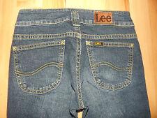 """LEE JEANS BOOTCUT FIT W24"""" L27""""(ORIGINAL) 539 N"""