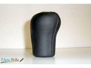Coating Gear Knob Renault Laguna 2 Real Leather