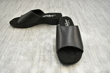 Walking Cradles Womens Kerry Slides Black 7 WW