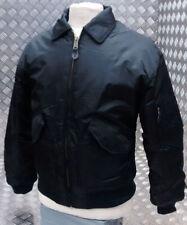 Nylon Zip Military Coats & Jackets for Men