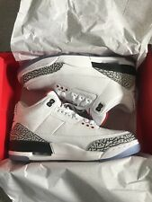Nike Jordan 3 Libero Air linea UK 9.5 Throw
