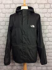 THE NORTH FACE MENS UK XL BLACK 1985 SEASONAL HOODED JACKET COAT RRP £85