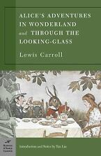 Alice's Adventures in Wonderland and Through the Looking Glass (Barnes & Noble C