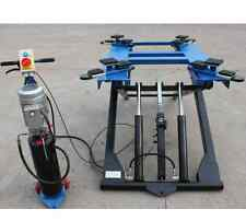 Portable hydraulic scissor auto lift car elevator for weight 5,900 lbs shop