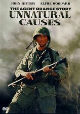 NEW DVD // THE AGENT ORANGE STORY - UNNATURAL CAUSES // JOHN RITTER, ALFRE WOODA