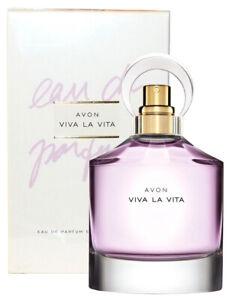 Avon Viva La Vita  Eau de Parfum Spray for her 50 ml New Boxed