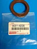 GENUINE TOYOTA VARIOUS MODELS  9031142035 TIMING COVER OIL SEAL 90311-42035