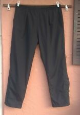DryJoys by FootJoy Mens Sz XL Black Windbreaker Waterproof Athletic Pants