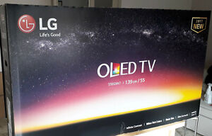 TV LG OLED 55 Pollici Smart DVB-T2 Hull HD Modello 55EG9A7V 3 USB