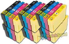 6 Juegos Compatibles t1285 Tinta (24 cartuchos) Epson Stylus Sx130 (no Oem)