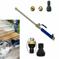 High Pressure Power Washer Water Spray Gun Wand Attachment Jet/Fan Nozzle Tips
