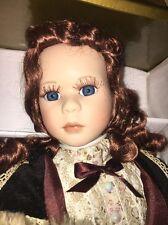 "Sheena Easton For Seymour Mann Porcelain ""Angel's Touch"" Doll, NRFB**"