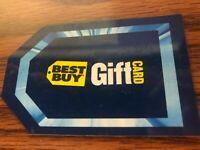 $15 Best Buy Gift Card