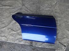 Subaru Impreza classic 1993-2001 Driver side right rear door in 95H blue ridge