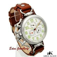 US$790 ADEE KAYE Beverly Hills Watch Distinctive Chronograph Model AK4073-M SALE