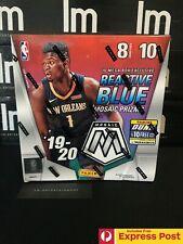 2019-2020 PANINI NBA MOSAIC MEGA BOX BASKETBALL CARDS - NEW - OUTER BOX DAMAGE