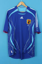 VINTAGE ADIDAS JAPAN NIPON FOOTBALL SHIRT TRIKOT RARE HOME WORLD CUP2006 XL