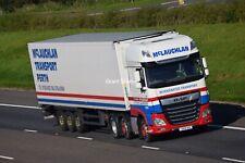 Truck Photos Scottish McLaughlan of Perth DAF 106XF & Fridge SK19 AHC