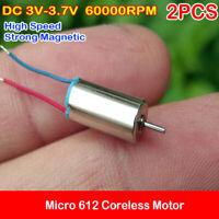 Nidec DC6-12V 4800RPM Mini Brushless Vibration Motor MicroVibrating Vibrator DIY