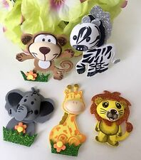 10-Baby Shower Party Table Decoration Safari Foam Juggle Favors Centerpiece DIY
