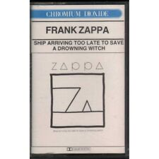 Frank Zappa MC7 Ship Arriving Too Late To Save A Drowning Witch / CBS Nuova