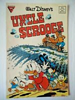 Walt Disney Uncle Scrooge Comic Book #224 - Gladstone Comics Dec 1987