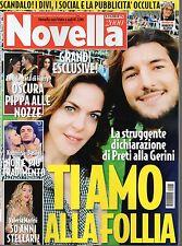 Novella 2017 21.Andrea Preti,Monica Bellucci,Al Pacino,Meghan Markle,G.Garko