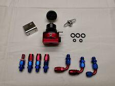 Universal Benzindruckregler Anschlusskit Set VW 16V VR6 R32 Turbo Audi