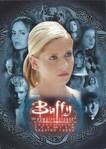 2003 Inkworks Buffy The Vampire Slayer: Season 7 You Pick Finish Your Set