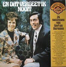GERT EN HERMIEN - EN DAT VERGEET IK NOOIT  - LP