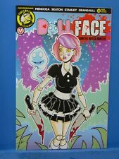 Dollface #15 Limited Edition Tattered /& Torn NM Action Lab Danger Zone Comics...