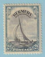 BERMUDA 108 MINT NEVER HINGED OG **  NO FAULTS EXTRA  FINE !