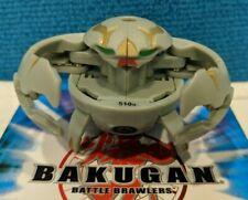 Bakugan Terrorclaw Gray Haos B2 Bakuclear 510G & Game Cards