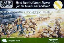 plastic soldier 15mm infanteria rusa