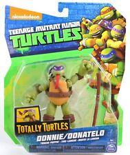 Teenage Mutant Ninja Turtles TMNT Totally Turtles Tongue Poppin Donnie Figure