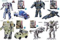 Transformers Turbo Changer Optimus Prime, Megatron, Hound & Grimlock